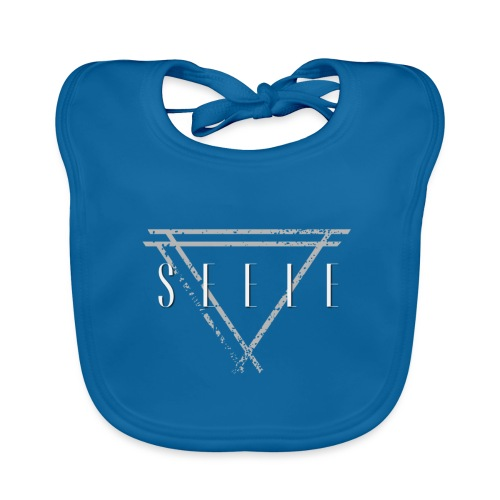 S E E L E - Logo T-paita - Vauvan luomuruokalappu