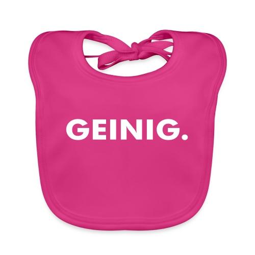 GEINIG. - Bio-slabbetje voor baby's