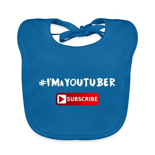 I'm a Youtuber : Subscribe - Bavaglino ecologico per neonato