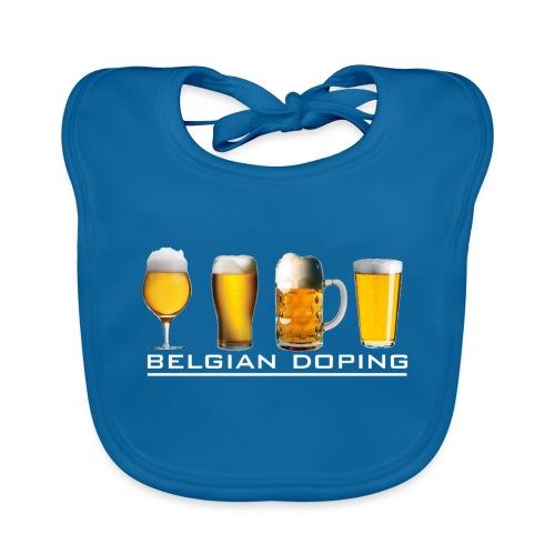 Belgian_Doping - Bavoir bio Bébé