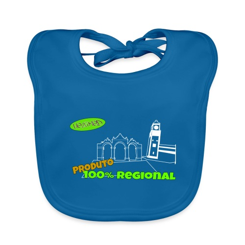 Dark City Gates - Organic Baby Bibs