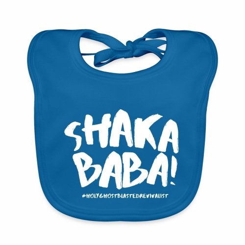 shaka - Vauvan luomuruokalappu