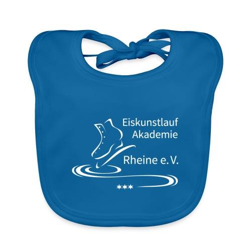 EARheine Logo weiss - Baby Bio-Lätzchen