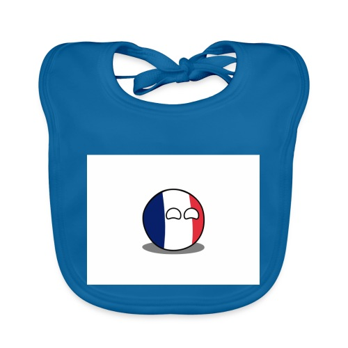 France Simple - Bavoir bio Bébé