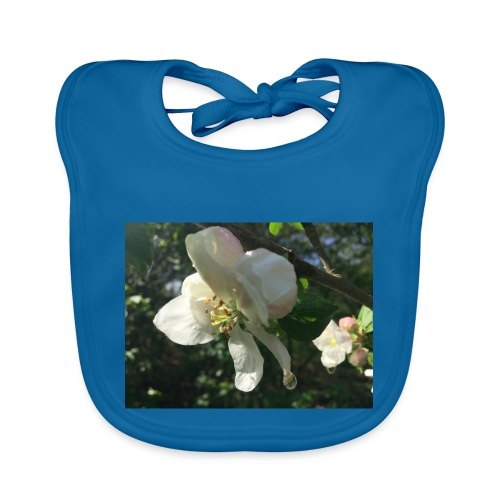 The Flower Shirt - Æble - Hagesmække af økologisk bomuld