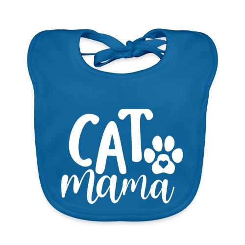 CAT MAMA - Bavoir bio Bébé