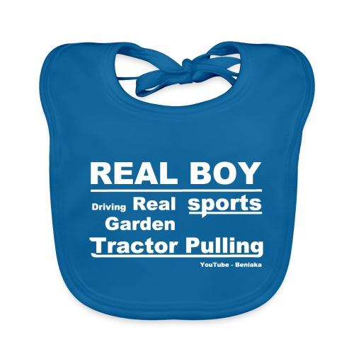 teenager - Real boy - Baby økologisk hagesmæk