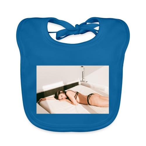 Diamela #1 - Bavaglino ecologico per neonato