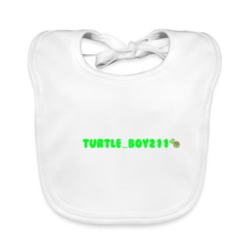 Turtle_Boy211 Merch for Kids! - Organic Baby Bibs