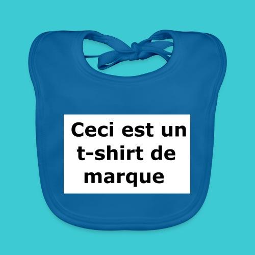 t-shirt2 - Bavoir bio Bébé