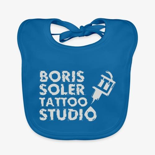 Boris Soler Tattoo - Baby Organic Bib