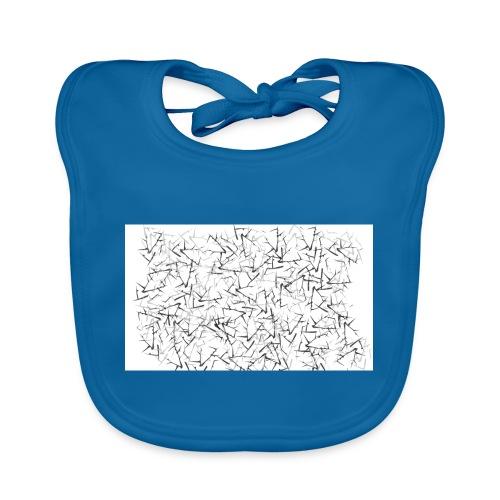 espinos - Babero de algodón orgánico para bebés