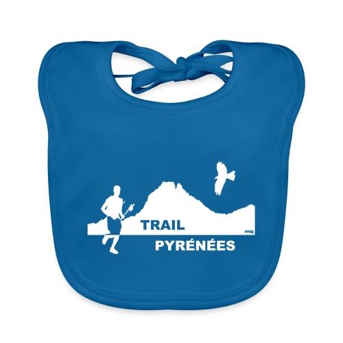 Trail Pyrénées sans Manches F1 - Bavoir bio Bébé