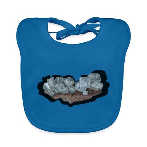 Halit-Kristallstufe - Baby Bio-Lätzchen