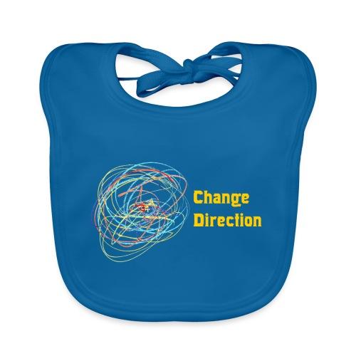 Change Direction - Baby Organic Bib