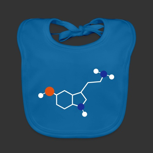 Serotonin - Bavoir bio Bébé