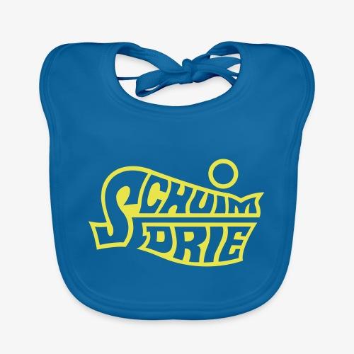 logo schuimdrie - Bio-slabbetje voor baby's