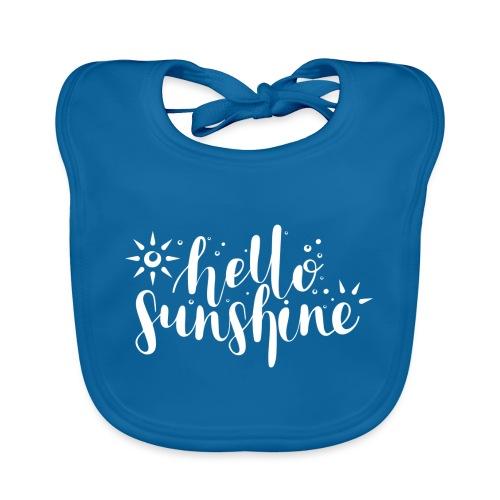 Hello Sunshine - Baby Bio-Lätzchen
