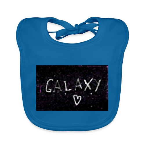 galaxy - Baby Bio-Lätzchen