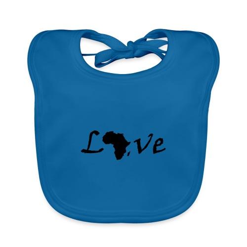Love Africa - Baby Bio-Lätzchen