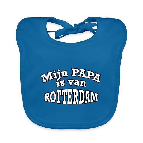 Mijn Papa is van Rotterdam - Bio-slabbetje voor baby's