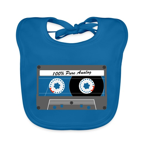 Cassette Pure Analog - Organic Baby Bibs