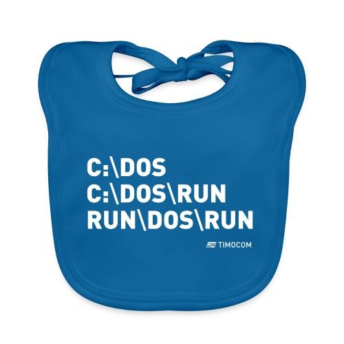 Run DOS Run - Hagesmække af økologisk bomuld