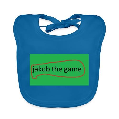 jakob the game - Baby økologisk hagesmæk