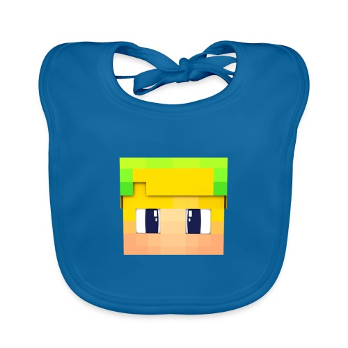 Yoshi Games Shirt - Bio-slabbetje voor baby's