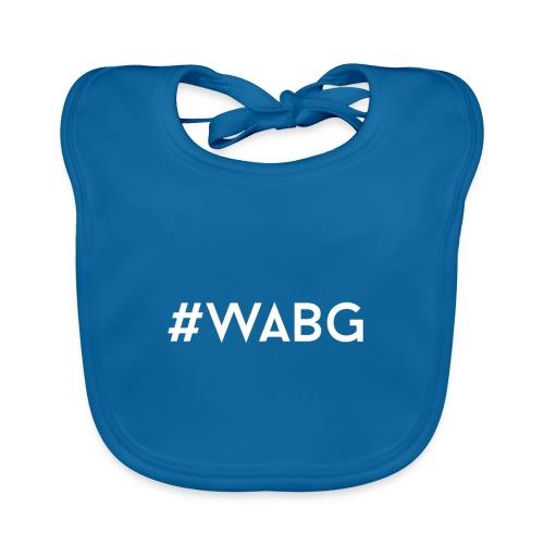 WABG WIT png - Bio-slabbetje voor baby's