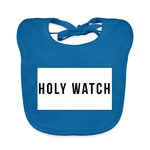 Holywatch T-Shirt - Bio-slabbetje voor baby's