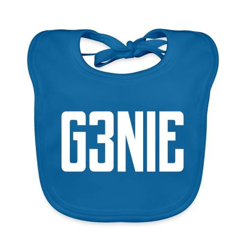 G3NIE snapback - Bio-slabbetje voor baby's