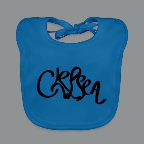 Kinder/ Tiener Shirt Unisex (rug) - Bio-slabbetje voor baby's