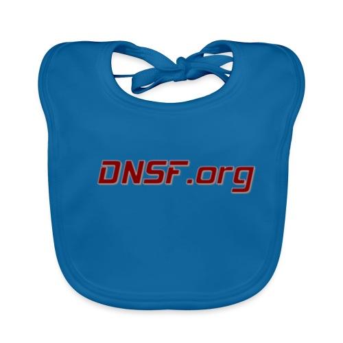 DNSF hotpäntsit - Vauvan luomuruokalappu