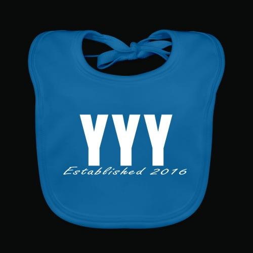'Snapback Edition' YYY Apparel Design - Organic Baby Bibs
