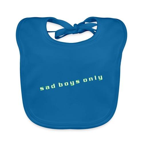 only_sad - Baby Organic Bib