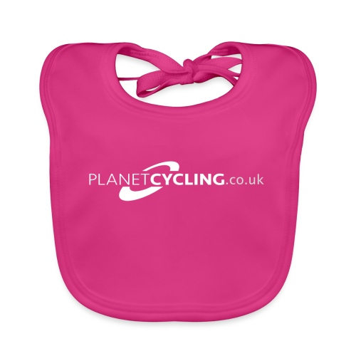 Planet Cycling Web Logo - Organic Baby Bibs
