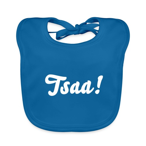 Tsaa! - Bio-slabbetje voor baby's