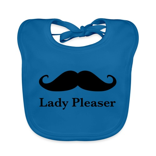 Lady Pleaser T-Shirt in Green - Baby Organic Bib