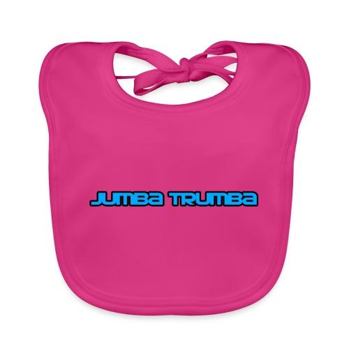 Jumba Trumba Spreadshirt - Baby Organic Bib