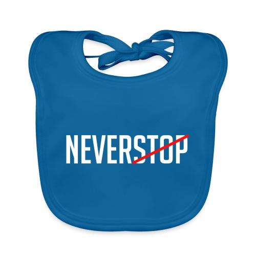 Neverstop - Bio-slabbetje voor baby's