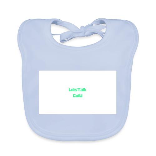 LetsTalk ColU - Baby Organic Bib