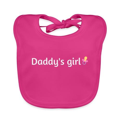 Daddy's girl - Organic Baby Bibs