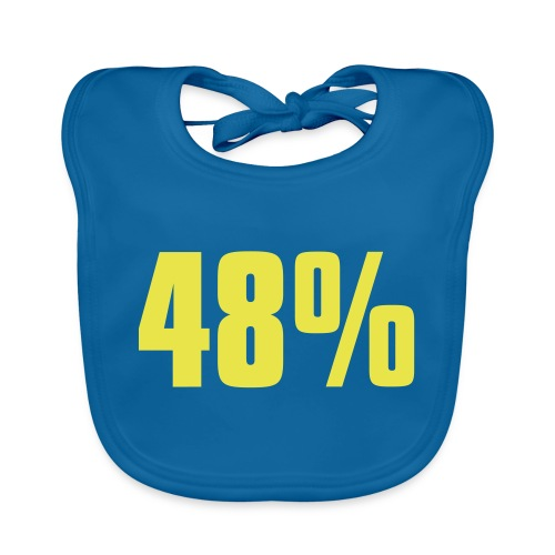 48% - Baby Organic Bib