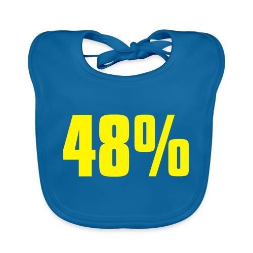 48% - Organic Baby Bibs