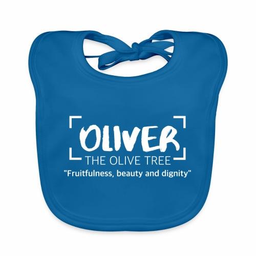 oliver - Vauvan luomuruokalappu