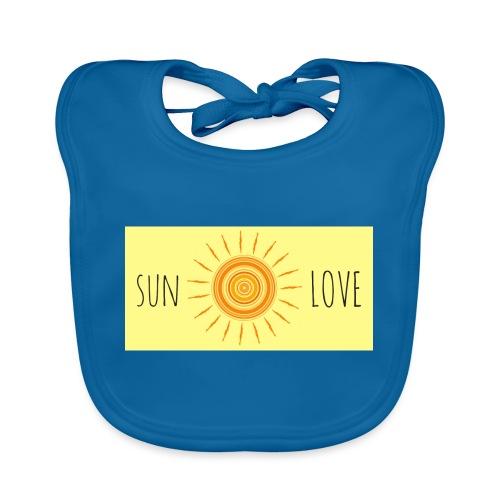 Sun Love - Organic Baby Bibs