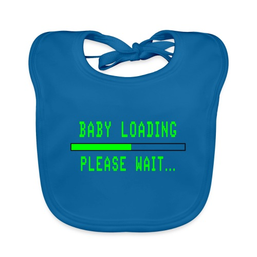 Baby Loading - Vauvan ruokalappu
