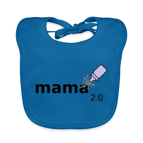 Mama_2-0 - Baby Bio-Lätzchen