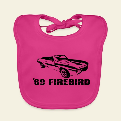 firebird small - Baby økologisk hagesmæk